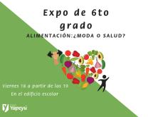 EXPO 6TO GRADO