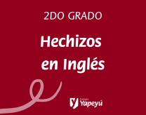 Inglés 2do grado