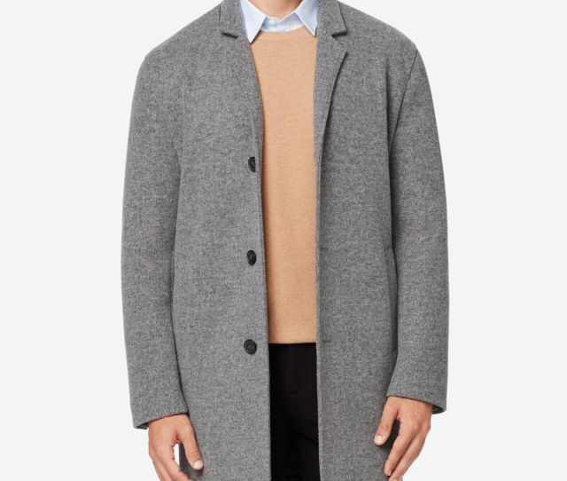 Os Stretch Wool Jacket