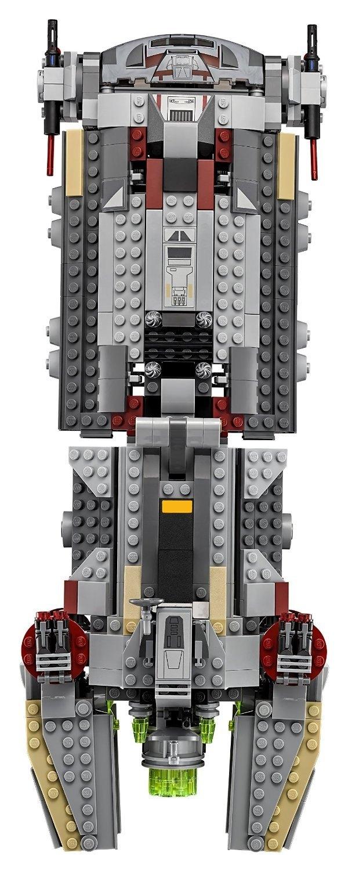 Rebel Combat Frigate Lego Star Wars Set 75158