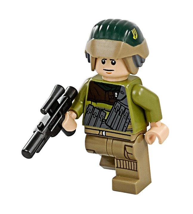 Rebel Trooper 75155 Lego Star Wars Minifigs