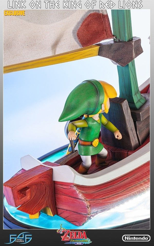 link on the king