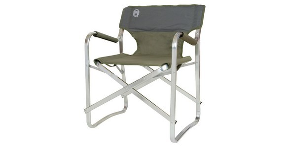 coleman deck chair with table portfolio and ottoman green w o moss