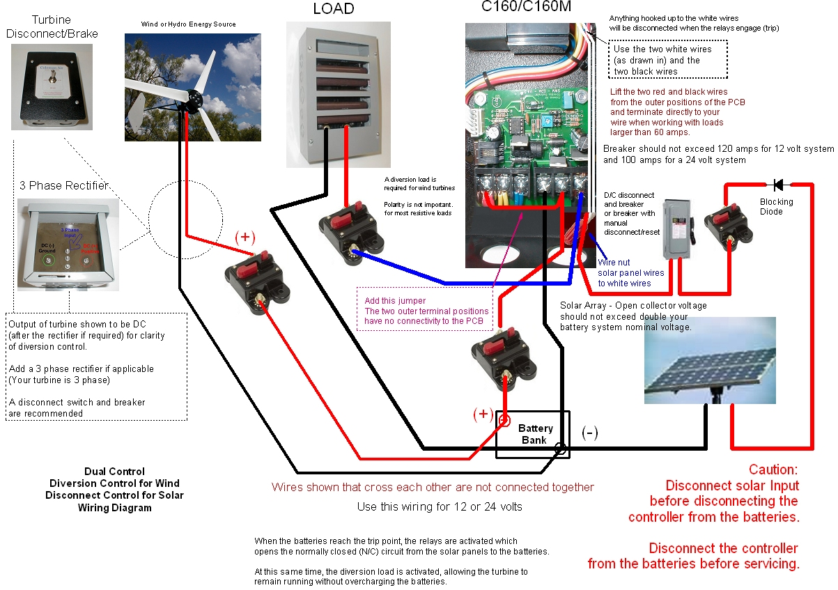 solar charge controller connection diagram perch gill 3 phase wiring get free image about