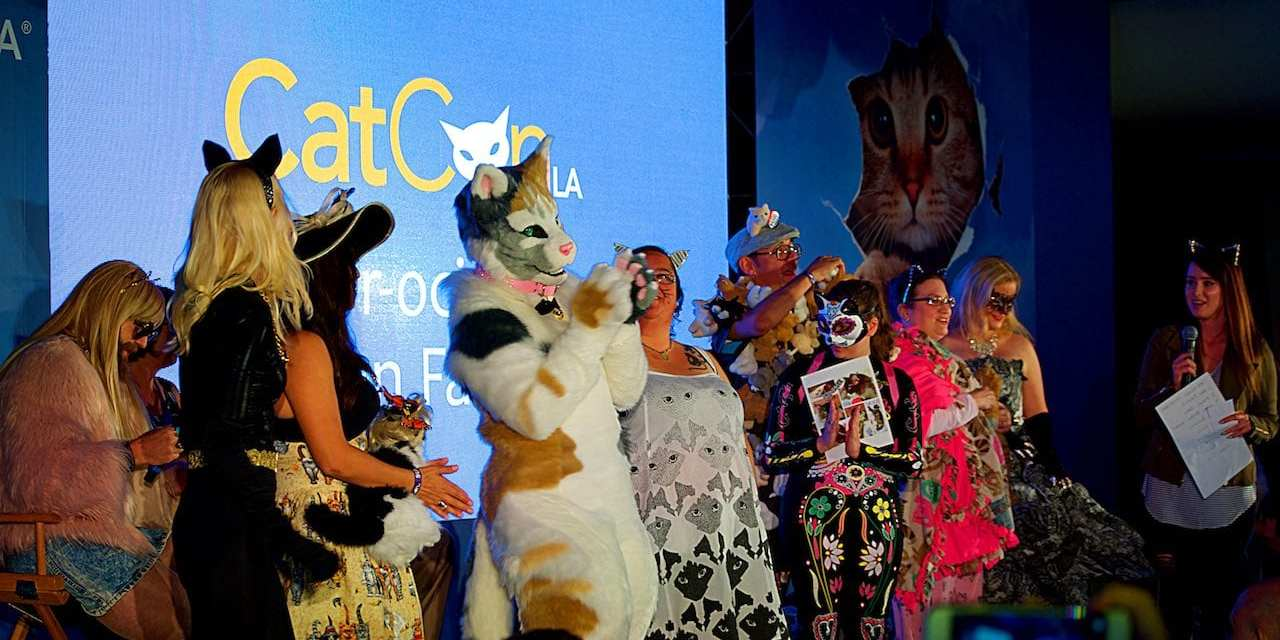 Catcon LA, not just for cat ladies anymore
