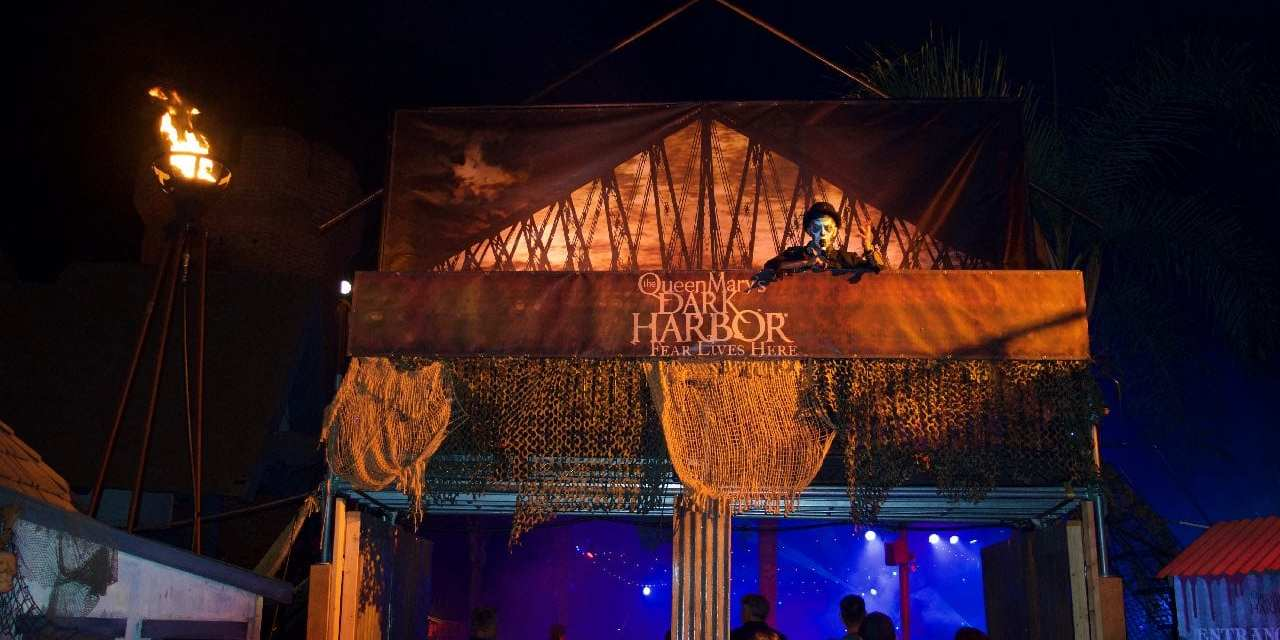 Queen Mary's Haunted Harbor