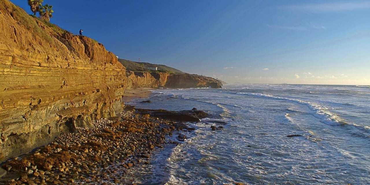 Sunset Cliffs Sunshiny Day