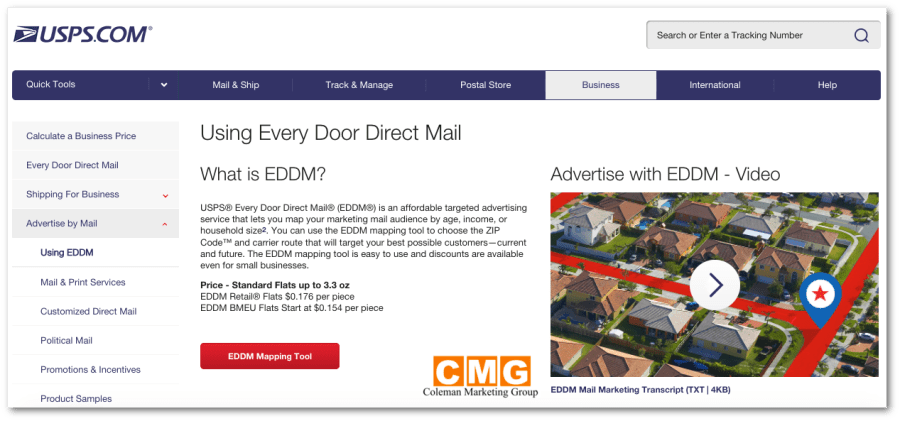 using-every-door-direct-mail-real-estate-postcards