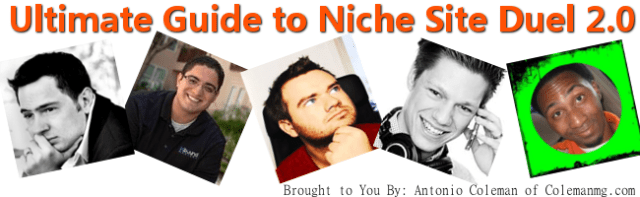 Ultimate Guide to Niche Site Duel 2.0