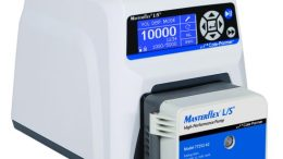 Easy tubing changes with Masterflex High-Performance Pump Head