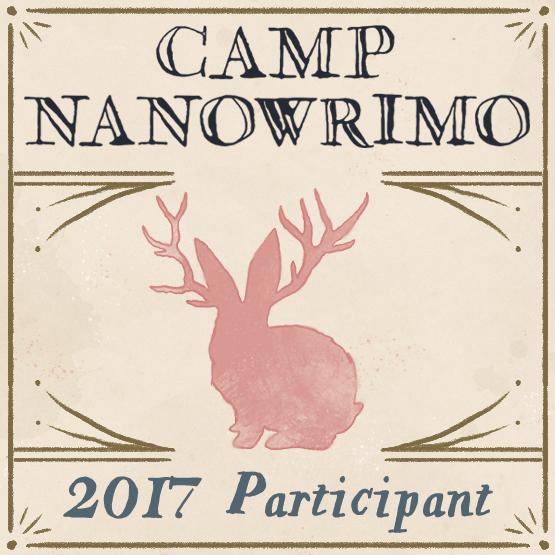 Camp NaNoWrimo 2017