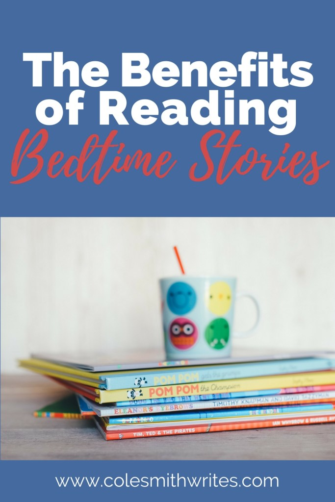 We all know bedtime stories are great, but check out these surprising benefits! Find out how reading at bed time can benefit you and your family! | #goodnight | #familytime | #books | #reading
