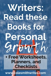 Writers: Read these five books for personal growth | #writer #writersaesthetic #writersblock #writing