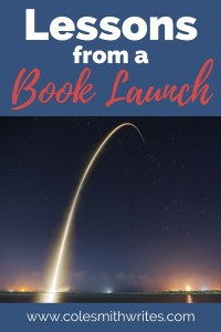 Book launch was a success, but also a learning experience. Find out what worked, and what I'll do differently next time... #selfpublishing #selfpublishingonamazon #selfpublishingtips