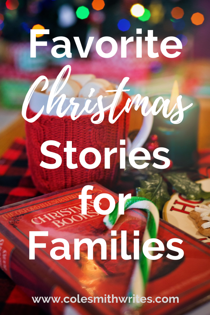 Here are a few of our favorite Christmas stories for families: #childrenschristmas #childrensclassics