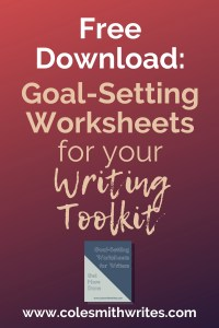 Download: Free Goal-Setting Worksheets