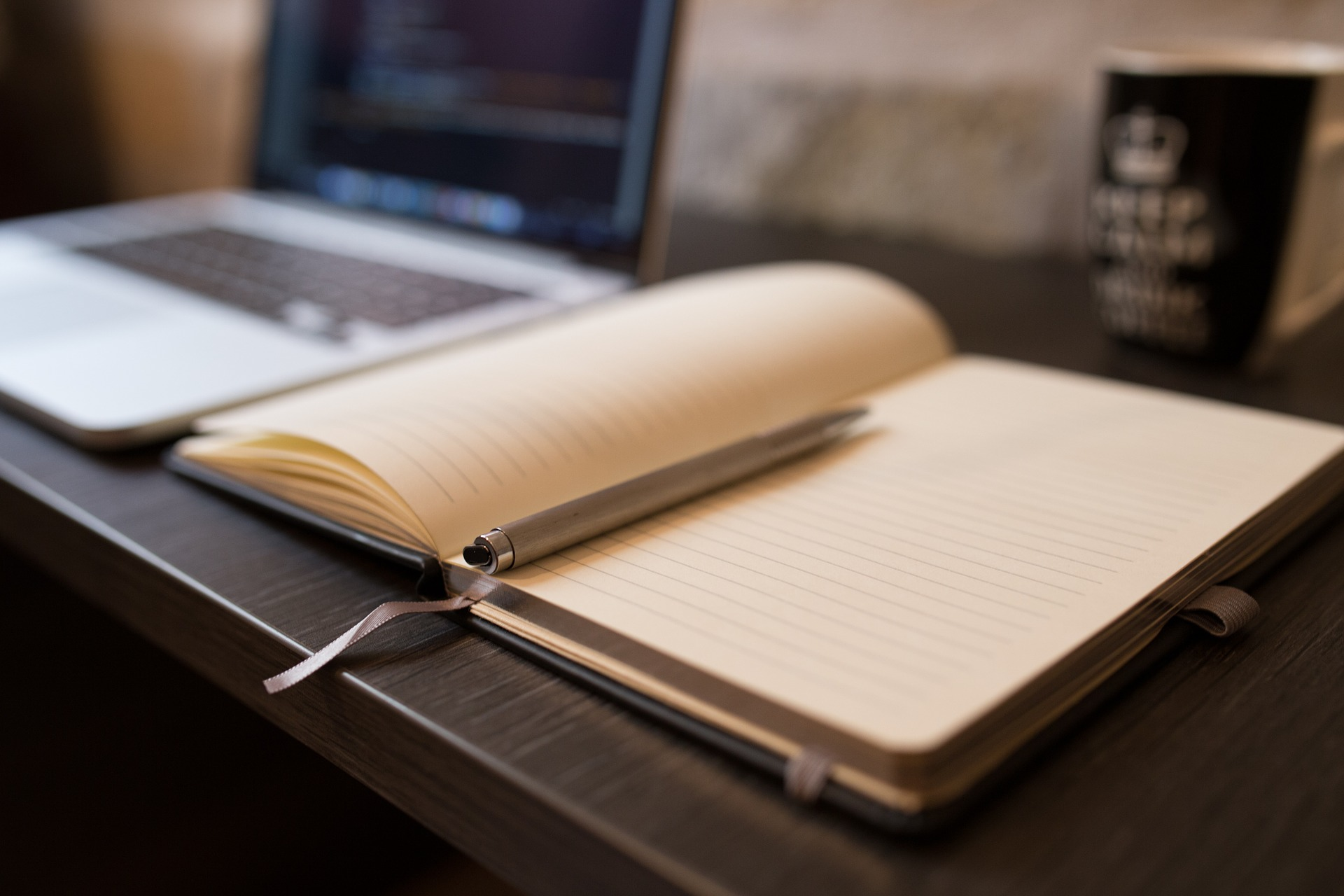 Here's how to start a writer's notebook: