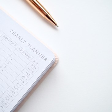 How to Find Margin in Your Schedule for Writing