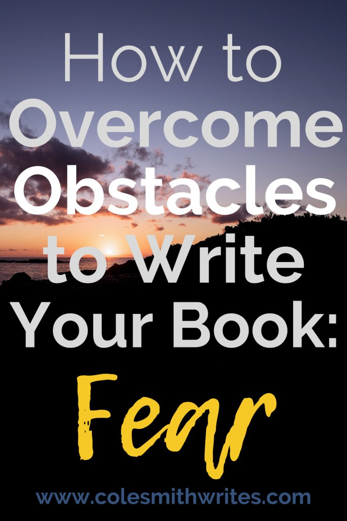 Here's how to overcome the obstacles to finally write your book | #indieauthors #indiepublishing #selfpublishing #selfpub