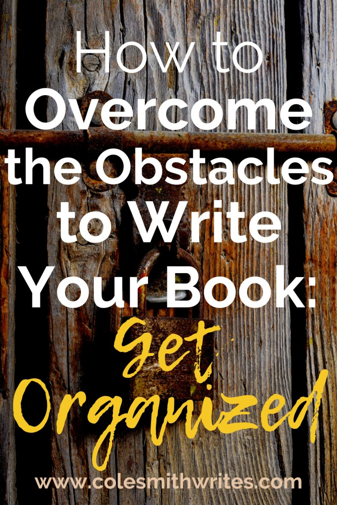 Want to overcome the obstacles to write your book? | #writingtips #fiction #authors #readers