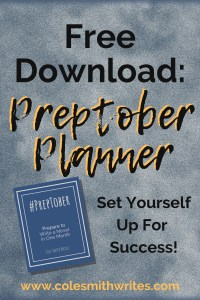 Download this free preptober planner and set yourself up for success |