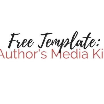 How to Make an Author's Media Kit Using Canva