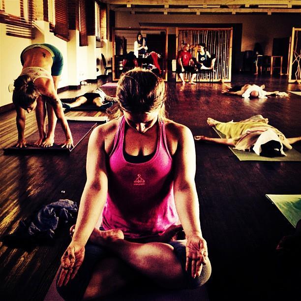 Foto Aula de Yoga 1