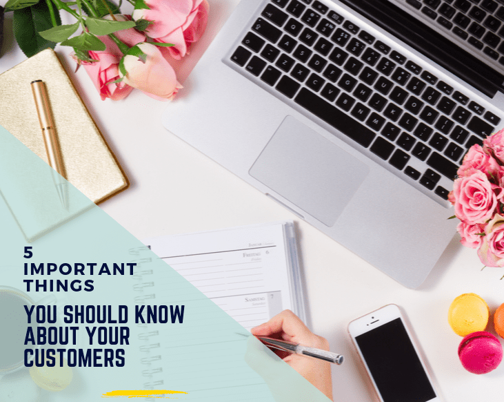 know about your customers