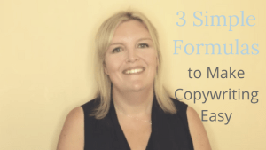 Formulas to Make Copywriting Easy