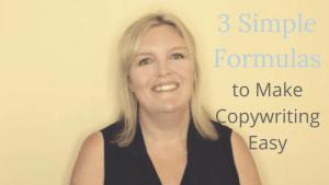 Formulas to Make Copywriting Easy