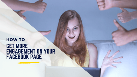 engagement on your facebook page
