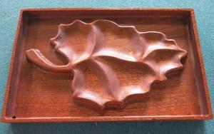 3d wood sample