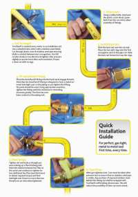 Tracpipe Installation Instructions & Info