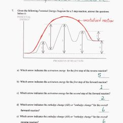 Potential Energy Diagram Worksheet Key 2009 Silverado Wiring Chemistry 12