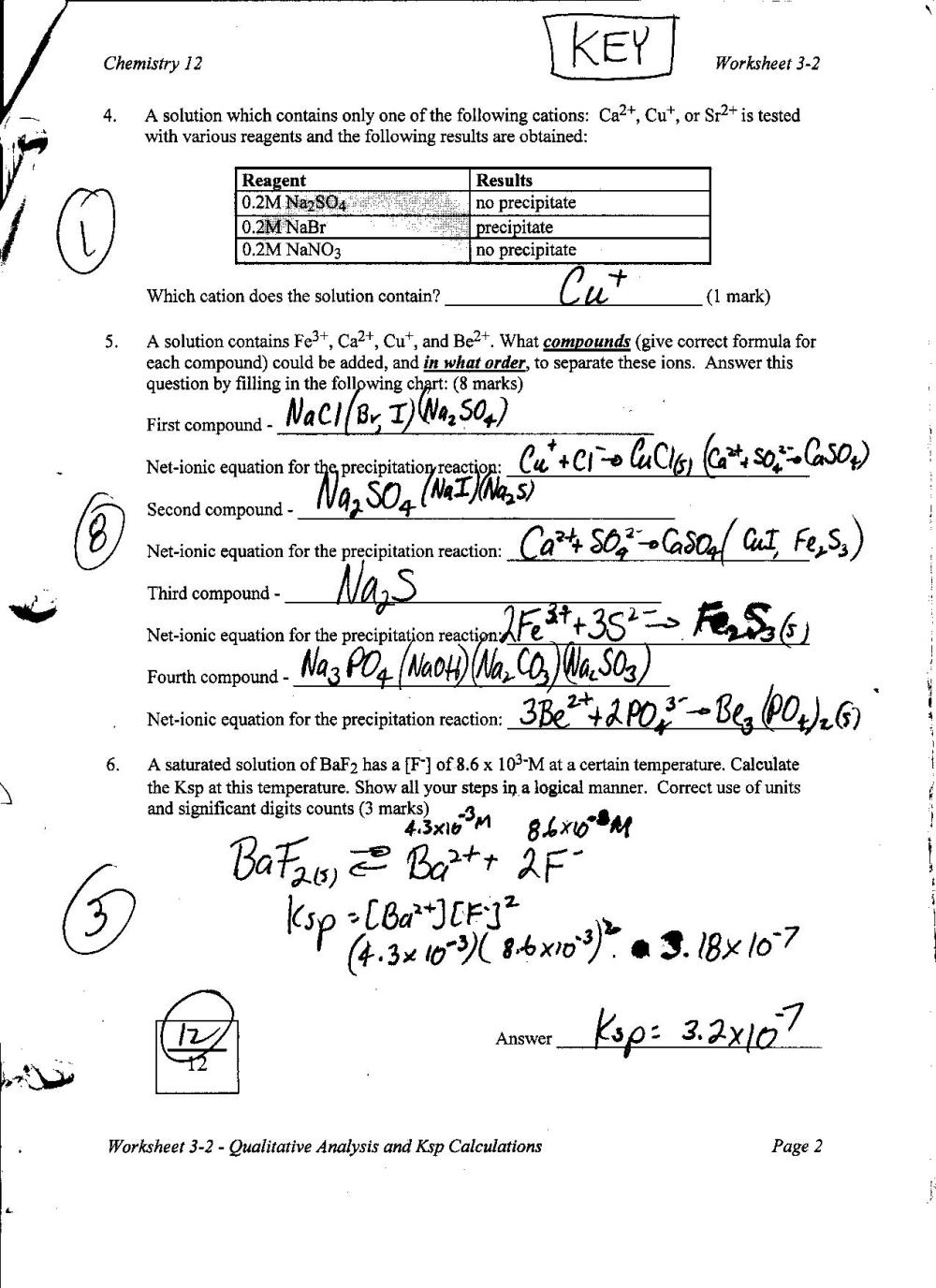 medium resolution of Substances Mixtures And Solubility Worksheet Answers - Promotiontablecovers