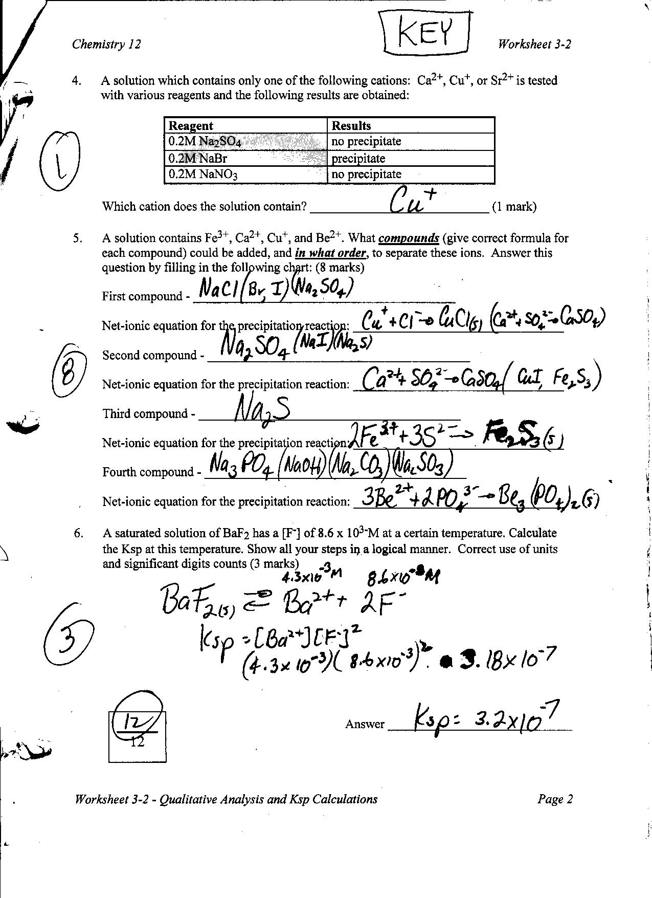 hight resolution of Substances Mixtures And Solubility Worksheet Answers - Promotiontablecovers