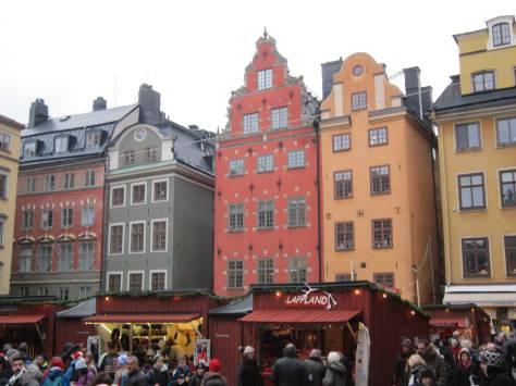 Trading In Stockholm