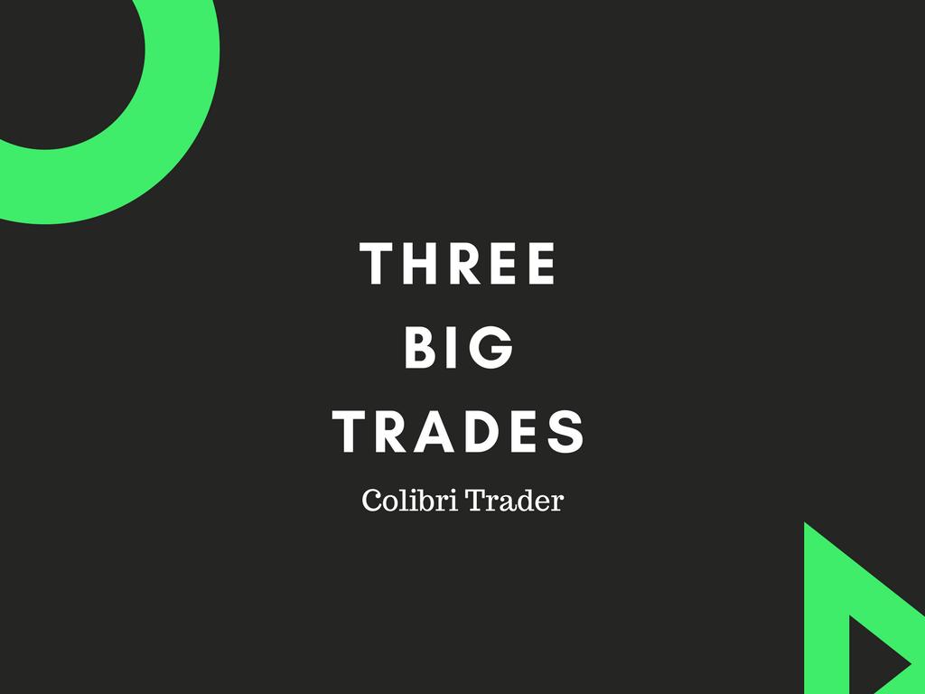 three big trades