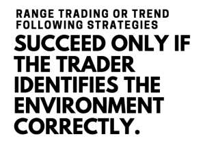 Range Trading or Trend Following