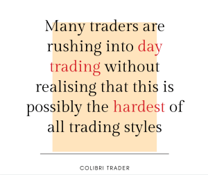 Day Trading Strategies