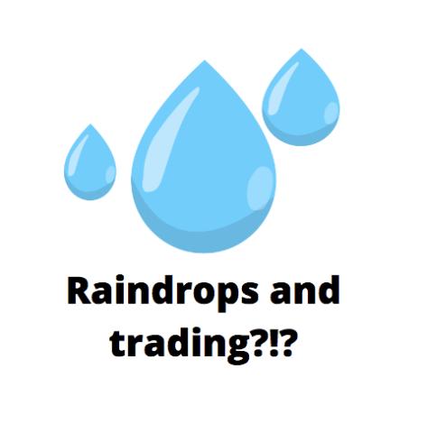 raindrop charts