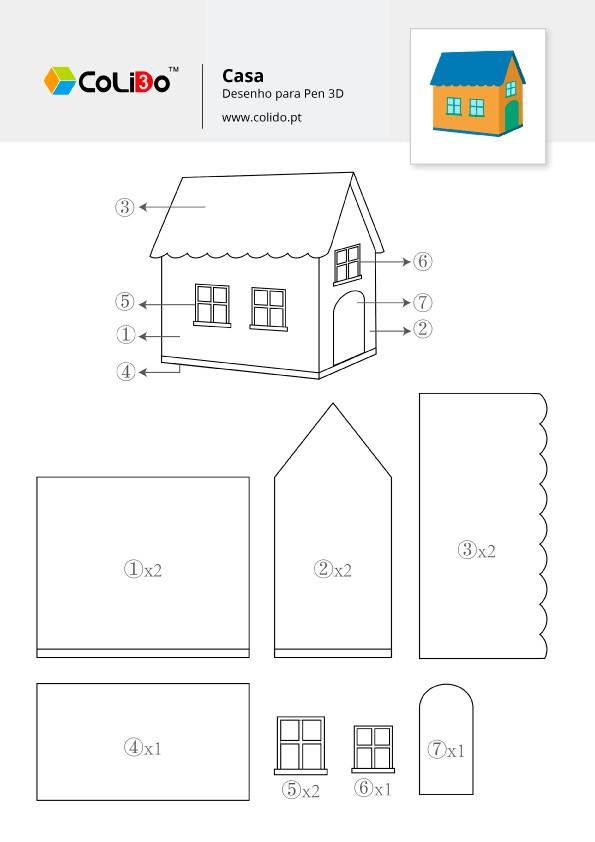 CoLiDo-3d-pen-modelo-casa
