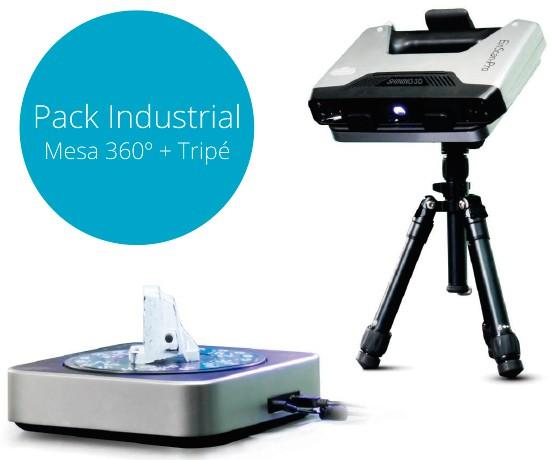 Scanner 3D profissional Colido EinScan Pro