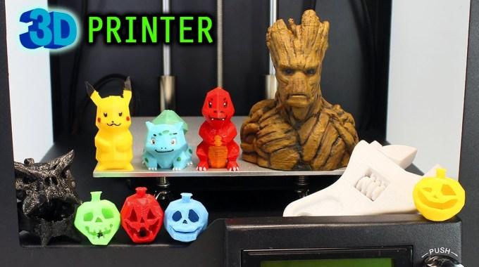 17 Projetos Fixes E úteis Para Imprimir Em 3D