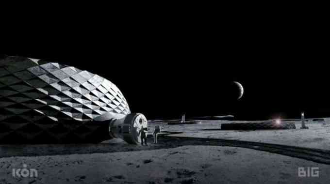 Nasa Assina Contrato Para Construir Base Lunar Com Impressão 3D