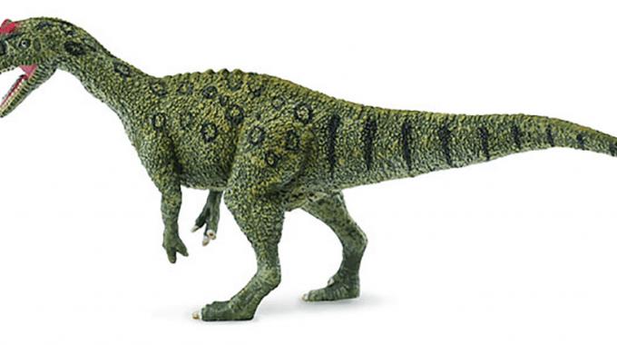 Museu Da Lourinhã Lança Primeiro Modelo 3D De Um Dinossauro Português