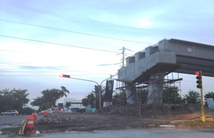 puente Constitucion Colima