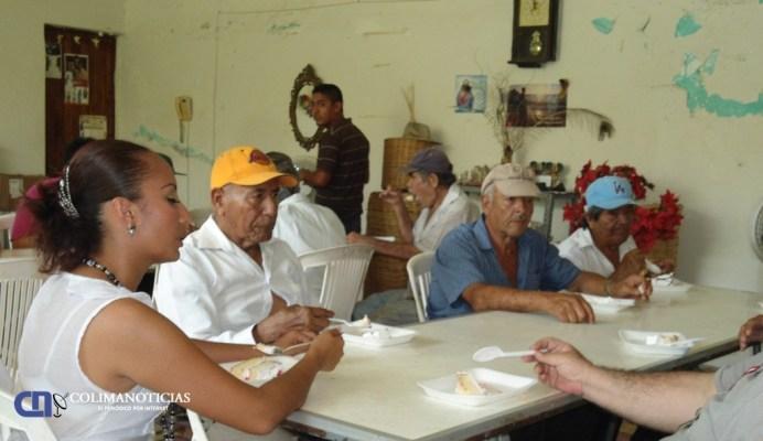 COMEDORES COMUNITARIOS EN ARMERIA