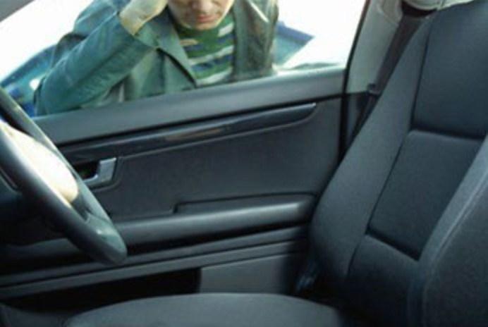 delincuente auto