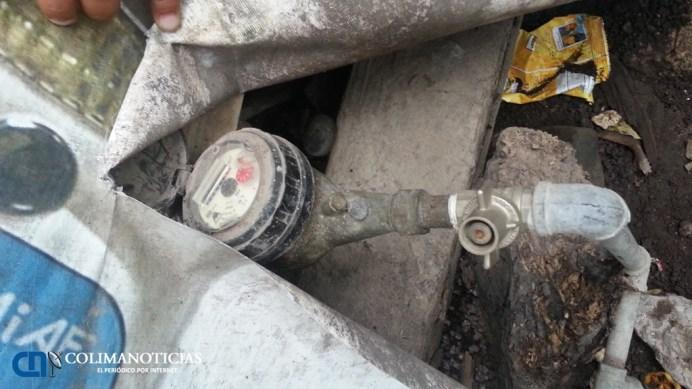medidor agua